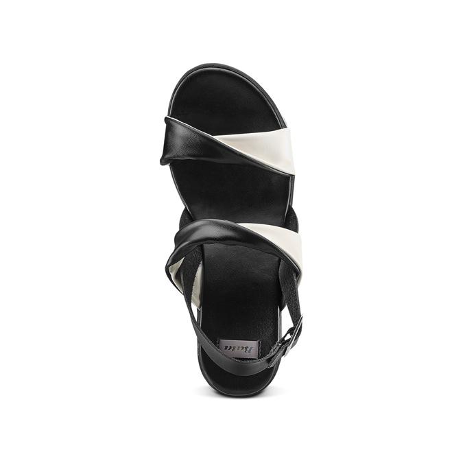 Women's shoes bata, Noir, 661-6282 - 17