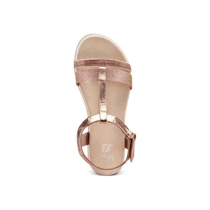 Childrens shoes mini-b, Rouge, 361-5171 - 17