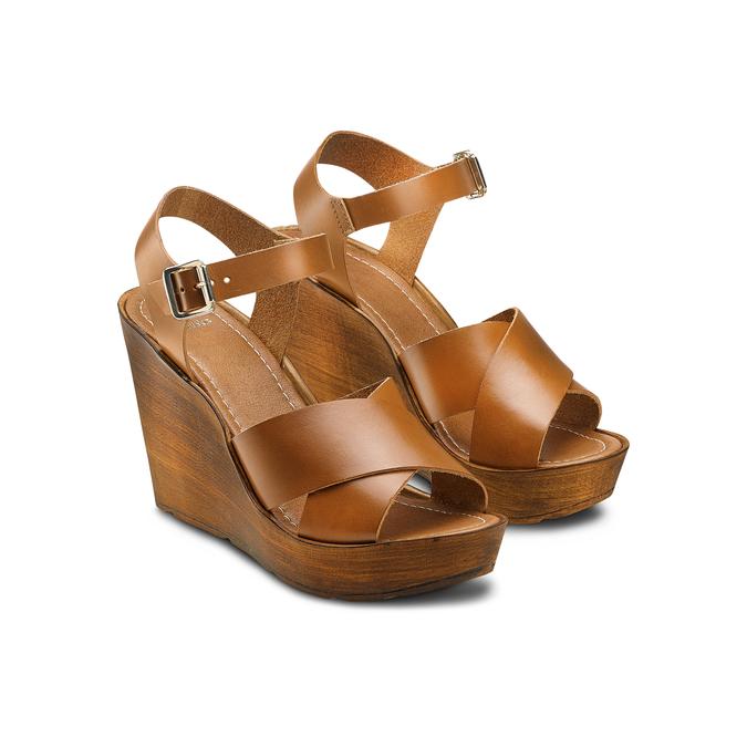 BATA Chaussures Femme bata, Brun, 764-3226 - 16