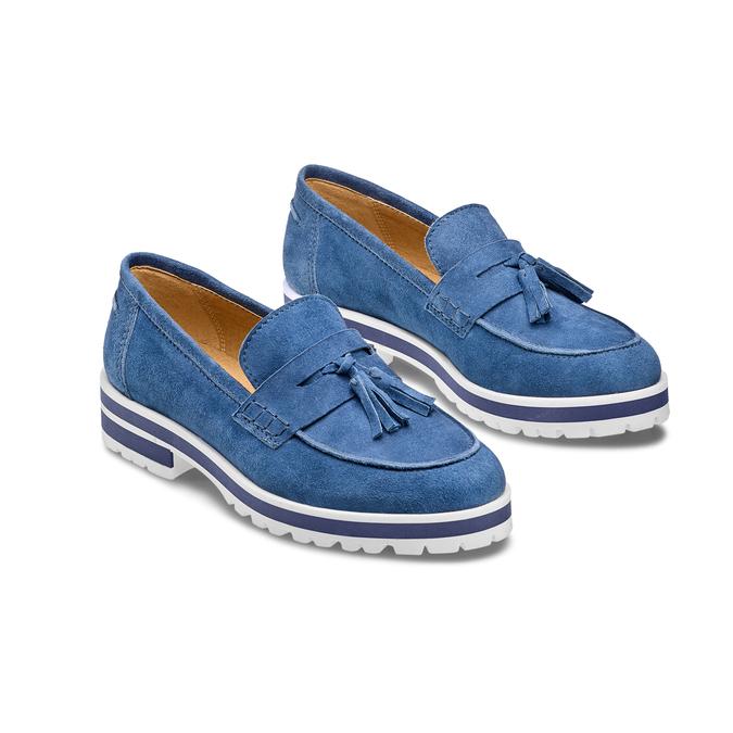 Women's shoes bata, Violet, 513-9182 - 16