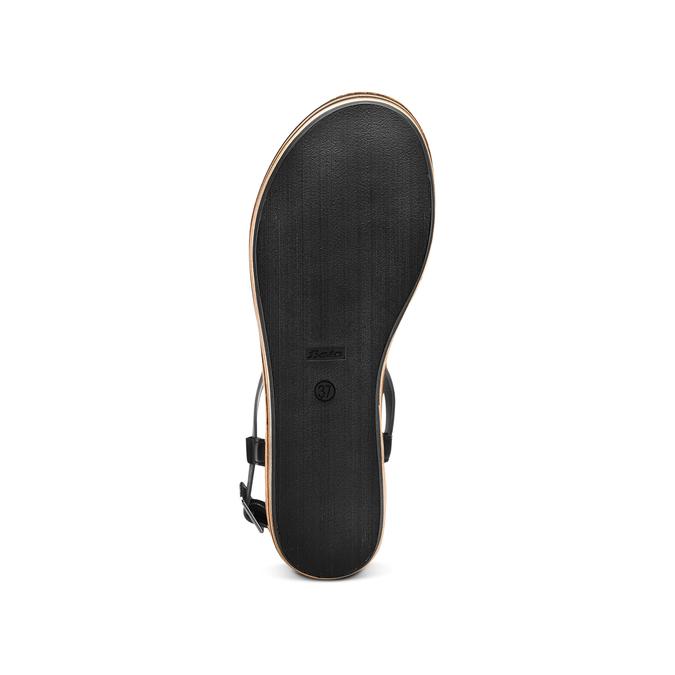 BATA Chaussures Femme bata, Blanc, 661-1286 - 19