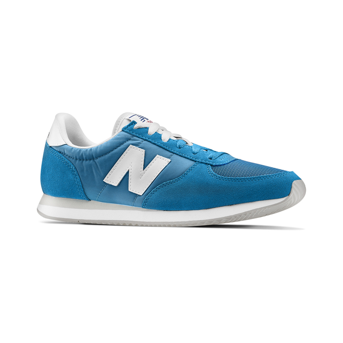 Men's shoes new-balance, Bleu, 809-9320 - 13