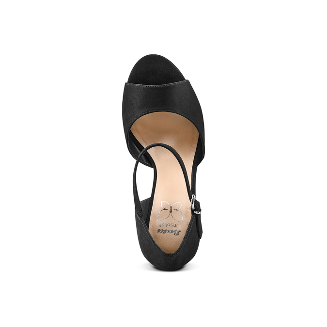 Women's shoes insolia, Noir, 769-6645 - 17