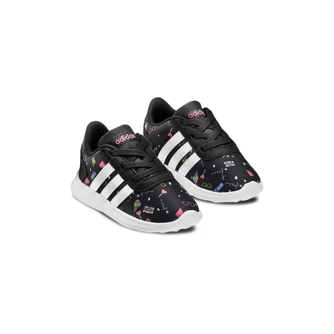 Childrens shoes adidas, Noir, 109-6388 - 16