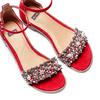 Women's shoes bata, Rouge, 569-5208 - 26