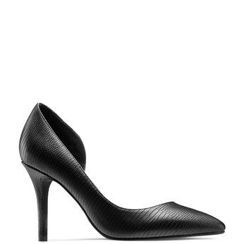 Women's shoes, Noir, 721-6302 - 13