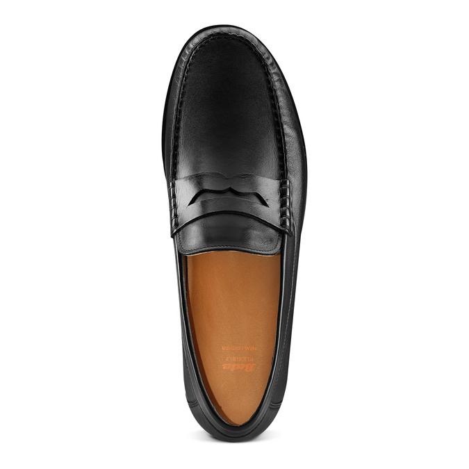 Men's shoes flexible, Noir, 854-6127 - 17