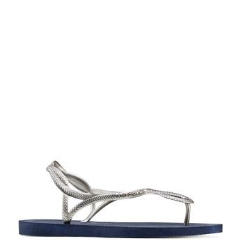 Women's shoes havaianas, Blanc, 572-1352 - 13