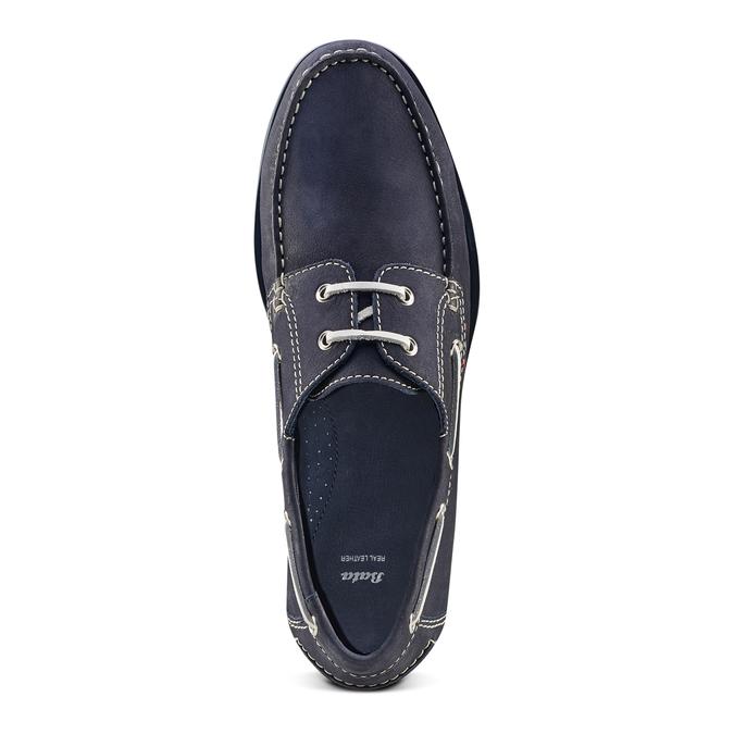 Men's shoes bata, Violet, 854-9142 - 17