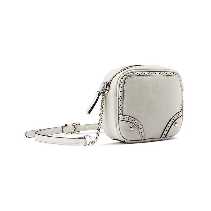 Bag bata, Blanc, 961-2248 - 13
