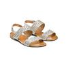 Women's shoes bata, Gris, 569-2256 - 16