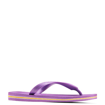 Women's shoes havaianas, Bleu, 572-9177 - 13