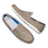 Men's shoes bata, Beige, 856-2150 - 26