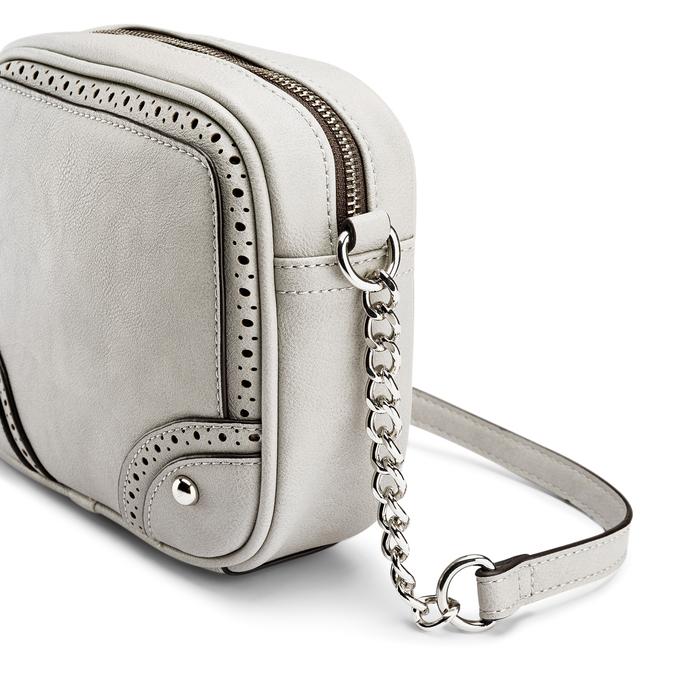Bag bata, Blanc, 961-2248 - 15