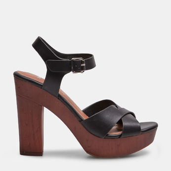 Women's shoes insolia, Noir, 761-6254 - 13