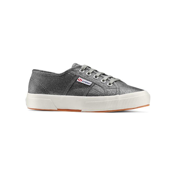 Women's shoes superga, Argent, 589-2487 - 13
