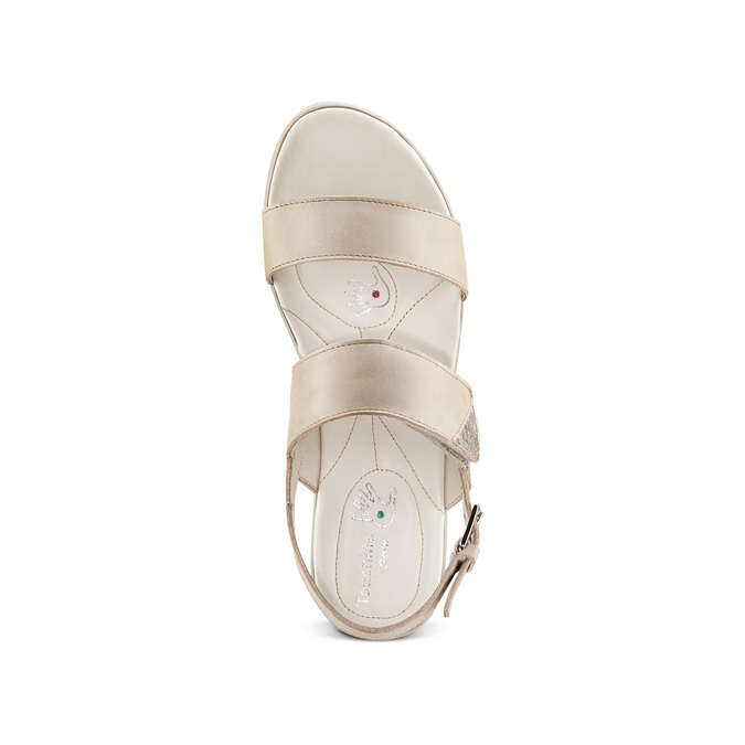BATA TOUCH ME Chaussures Femme bata-touch-me, Jaune, 564-8344 - 17