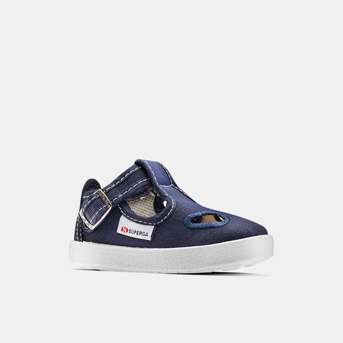 CHILDRENS SHOES superga, Bleu, 169-9343 - 13