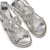 Childrens shoes mini-b, Argent, 363-1247 - 26