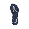 Women's shoes havaianas, Gris, 572-1352 - 17
