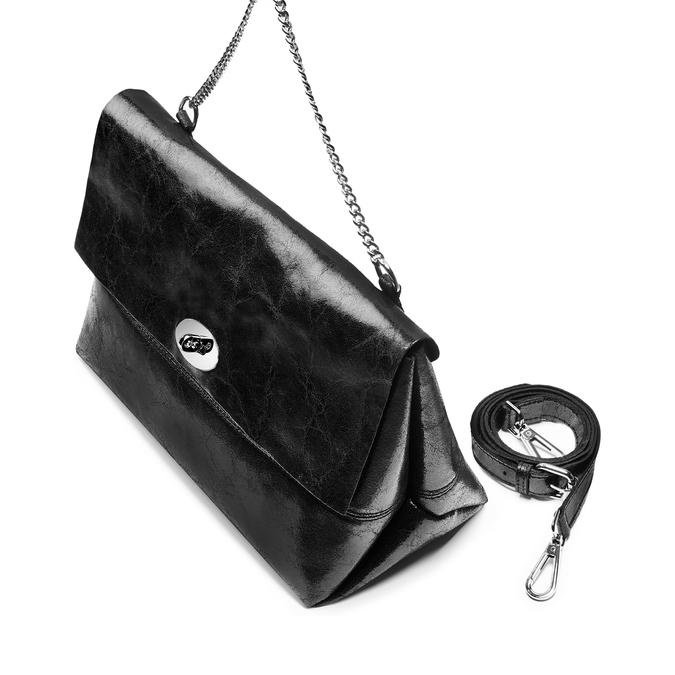 Bags bata, Noir, 964-6356 - 17