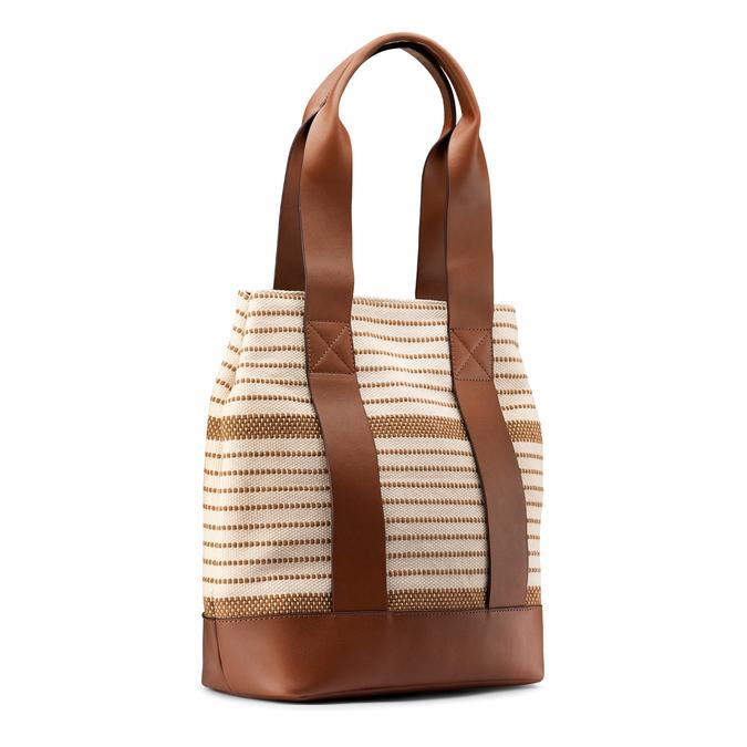 Bag bata, Beige, 969-1301 - 13