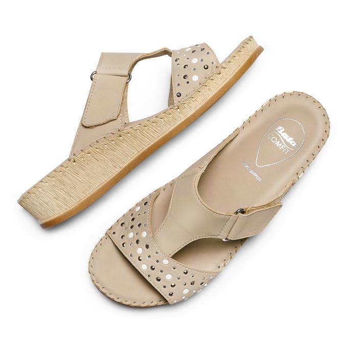 Women's shoes, Brun, 574-3438 - 26