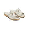 Women's shoes, Blanc, 574-1439 - 16