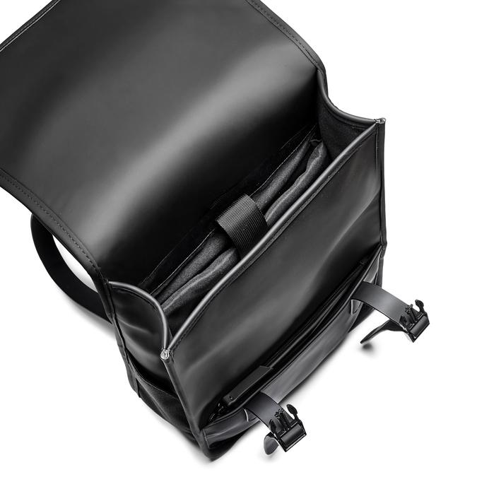 Backpack bata, Noir, 969-6239 - 16