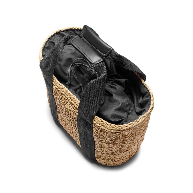Bag bata, Noir, 969-6295 - 17