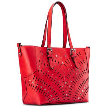 Bag bata, Rouge, 961-5220 - 13