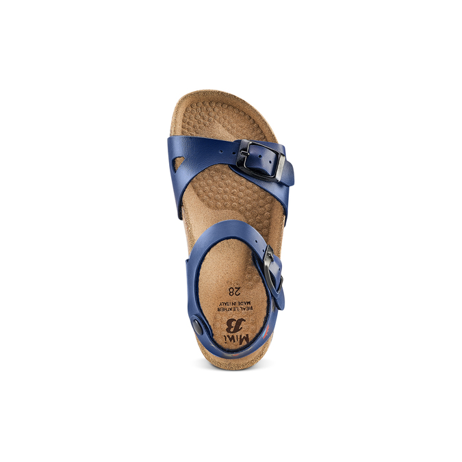 Childrens shoes mini-b, Bleu, 261-9210 - 17