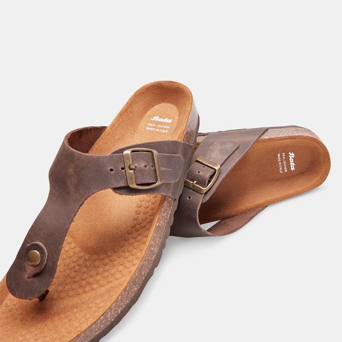 BATA Chaussures Homme bata, Brun, 866-4239 - 19
