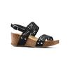 Women's shoes bata, Noir, 669-6356 - 13