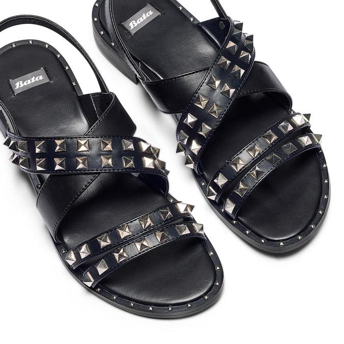 Women's shoes bata, Noir, 561-6245 - 26