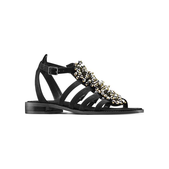Women's shoes bata, Noir, 569-6206 - 13