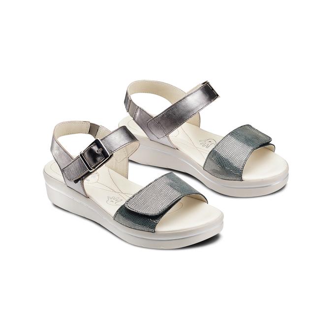 BATA TOUCH ME Chaussures Femme bata-touch-me, Gris, 564-2354 - 16
