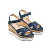 Women's shoes insolia, Violet, 769-9251 - 16