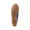 Women's shoes bata, Bleu, 523-9215 - 19