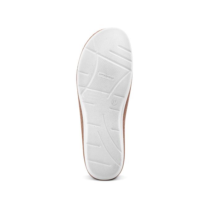 Men's shoes bata, Violet, 666-9128 - 19