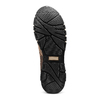 Men's shoes bata, Jaune, 843-8163 - 19