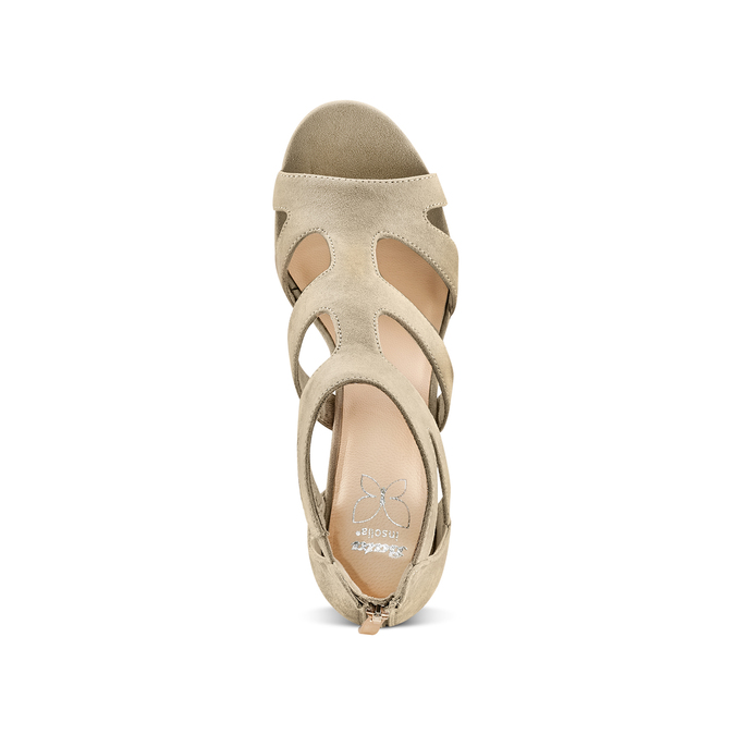 Women's shoes insolia, 729-8165 - 17