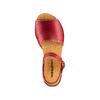 Women's shoes weinbrenner, Rouge, 564-5161 - 17