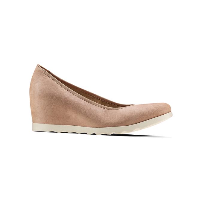 Women's shoes bata, Rouge, 629-5145 - 13
