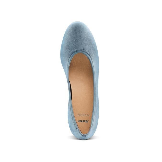 Women's shoes bata, Violet, 629-9145 - 17