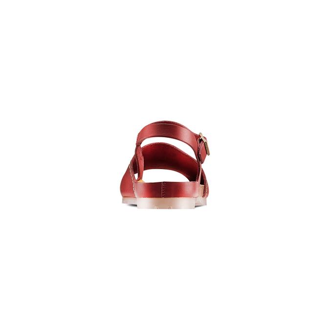 Women's shoes weinbrenner, Rouge, 564-5161 - 15