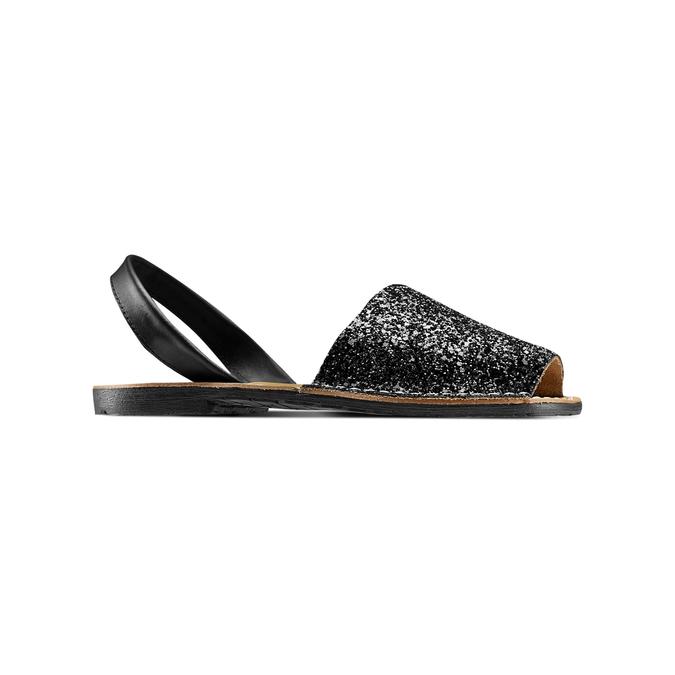 BATA Chaussures Femme bata, Noir, 564-6287 - 13