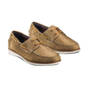 Men's shoes bata, Beige, 854-8142 - 16