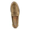 Men's shoes bata, Jaune, 853-8129 - 17