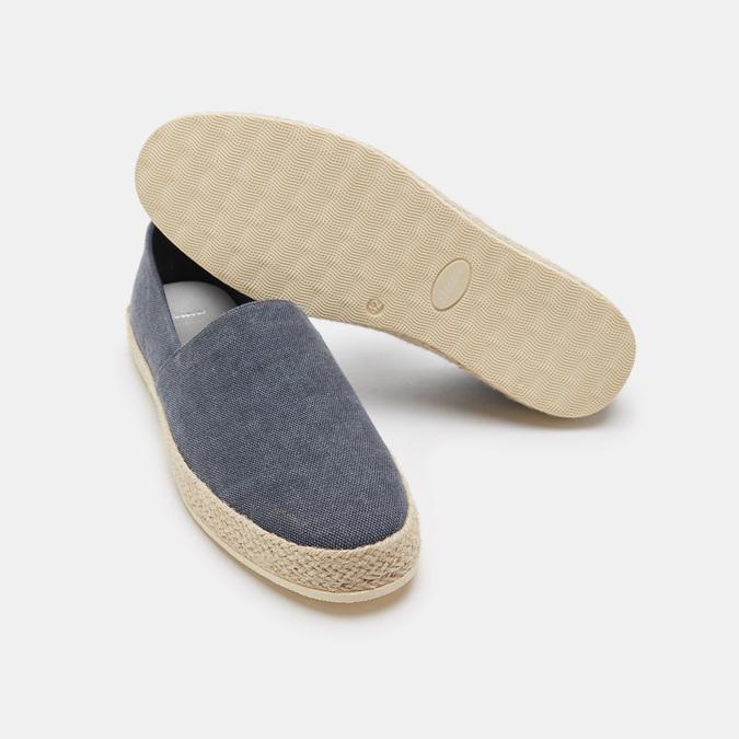 Espadrillas bata, Bleu, 859-9203 - 17